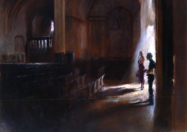 Observing Faith, 2010, , 132 x 168 cm
